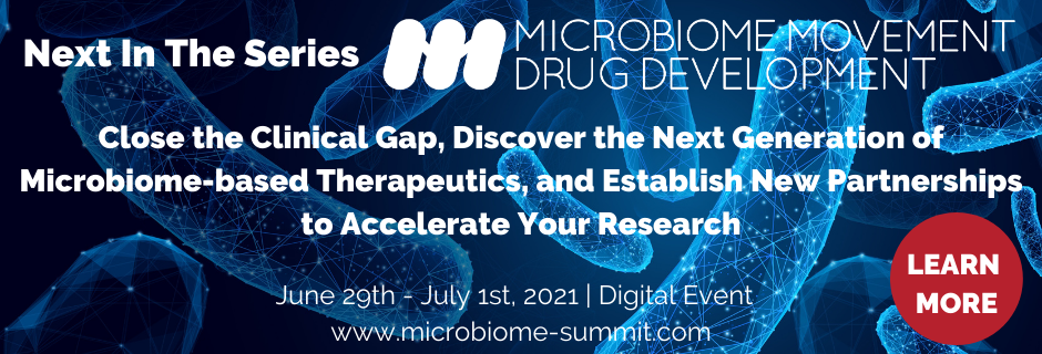 6th Microbiome Movement - Drug Development Summit